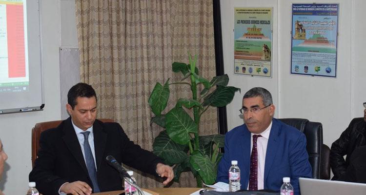 امكانية اخذ قرارات صارمة من قبل والي القصرين اليوم للحد من انتشار فيروس كورونا