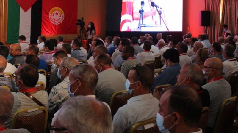 16 إصابة مؤكدة بكورونا بين المشاركين في المجلس الوطني لإتحاد الشغل
