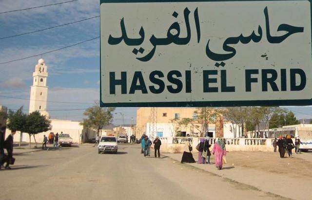 حاسي الفريد: البلدية  تنطلق  في حملة نظافة شملت عدد من الأحياء