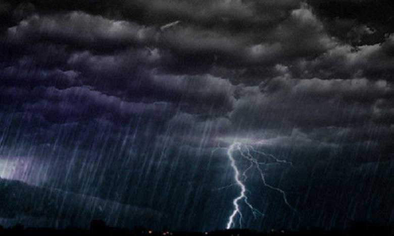 طقس الخميس: أمطار رعدية بالشمال والمرتفعات