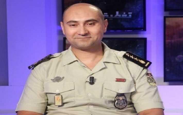 العملية الإرهابيّة بمفترق أكودة سوسة : النّاطق بآسم الحرس الوطني يوضح