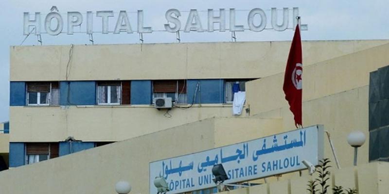 رئيس الجمهورية يزور الأمني المصاب في العملية الإرهابية بمستشفى سهلول