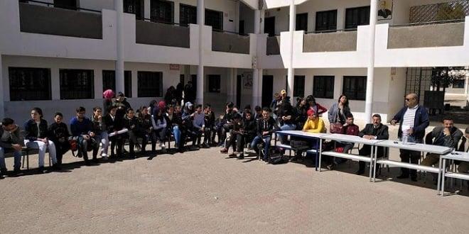 القصرين: تعليق الدروس بمعهد المنار اثر اصابة تلميذة بكورونا
