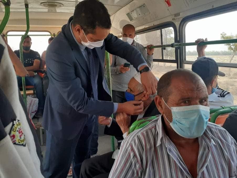 القصرين: حملة مراقبة على وسائل النقل وحجزعدد من البطاقات المهنيّة
