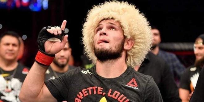 اعتزال حبيب نورمحمدوف أسطورة الـ UFC
