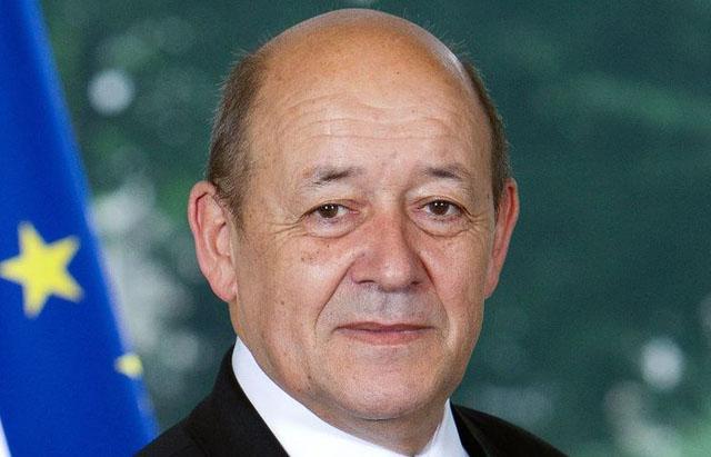 وزير الخارجية الفرنسي في زيارة إلى تونس يومي 21 و22 أكتوبر