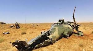 وفاة قائد طائرة عسكرية سقطت برمادة