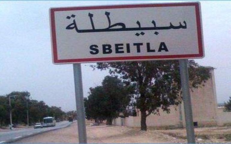 سبيطلة : عائلة عبد الرزاق الخشناوي يحتجون ويغلقون الطريق