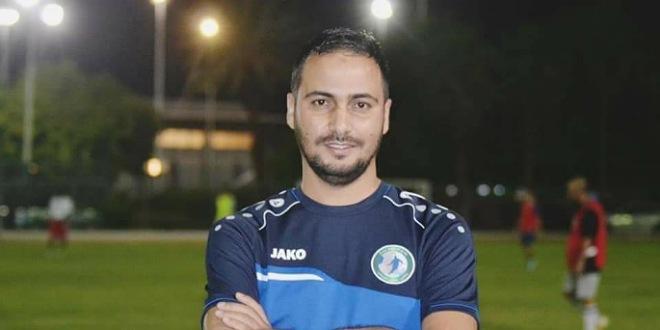 المدرب صابر المرزوقي في الدوري السعودي.