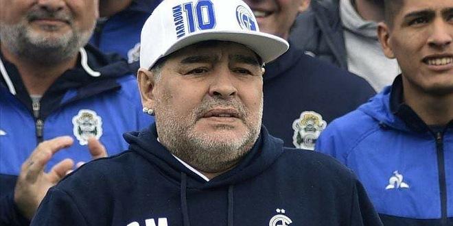 وفاة أسطورة كرة القدم الأرجنتيني دييغو مارادونا