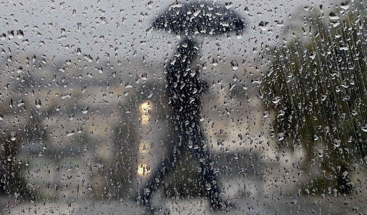 طقس الثلاثاء: أمطار متفرقة وسحب عابرة