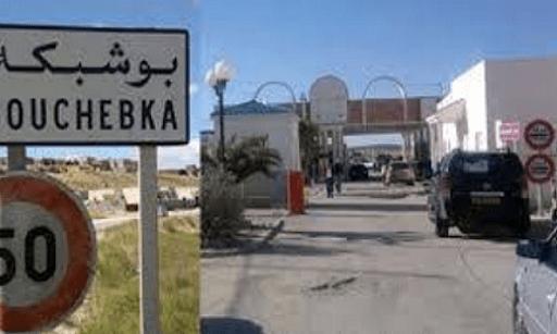 بوشبكة: ضبط جزائري يحاول اجتياز الحدود خلسة