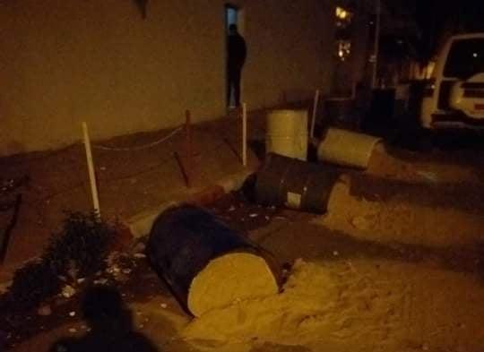 القصرين: مواجهات ليلية بين محتجين والوحدات الأمنية في حي النور