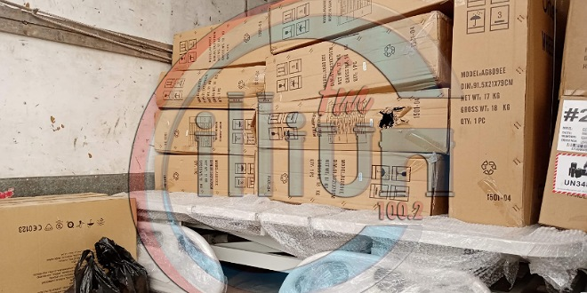المستشفى الجهوي بالقصرين يتسلم تجهيزات هبة من الفنان كريم الغربي