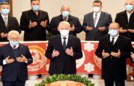 الرؤساء الثلاثة يحيون الذكرى 68 لاغتيال الزعيم النقابي فرحات حشاد