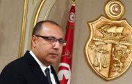 رئيس الحكومة يعتبر ان اي استهداف لرئيس الجمهورية يمثل استهدافا لتونس وشعبها