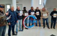القصرين: النقابة الجهوية لسلك الحرس الوطني في وقفة احتجاجية
