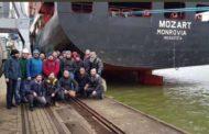 تركيا:قراصنة يحتجزون سفينة حاويات تركية