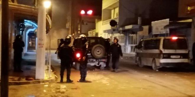 القصرين:استهتار وعدم التزام بتراتيب الحجر ورفع مخالفات بالجملة