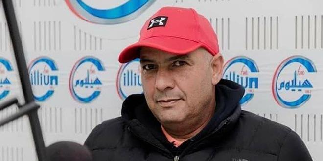 المستقبل الرياضي بالقصرين : ثامر الساهلي يعلن انسحابه من تدريب الفريق!