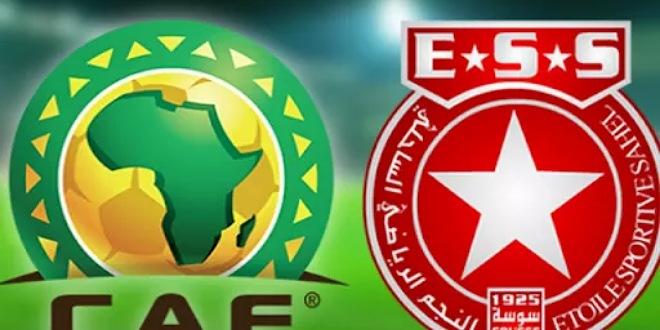 النجم الساحلي يتأهل إلى دور المجموعات في مسابقة كأس الكاف