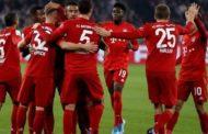 بايرن ميونخ يضع قدما فى ربع نهائى دوري الأبطال برباعية ضد لاتسيو