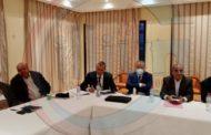 الوفد الحكومي يخصص جلسة للاستثمار الخاص بولاية القصرين